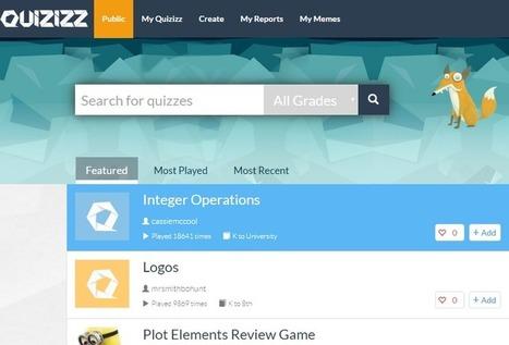 Organize Quizizz with Collections! | ICT-Unterrichtsideen | Scoop.it