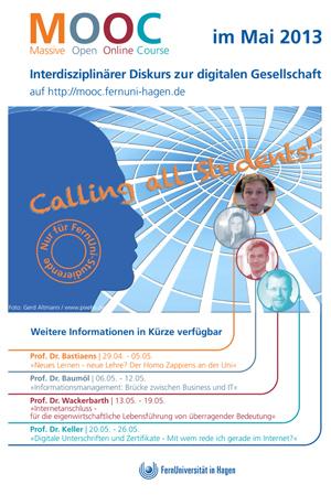 MOOC - Interdisziplinärer Diskurs zur digitalen Gesellschaft | #iddg13 - MOOC - Interdisziplinärer Diskurs zur digitalen Gesellschaft | Scoop.it