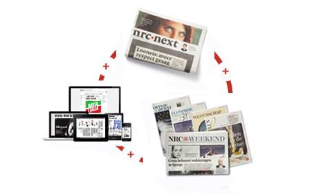Kranten: betaalde oplages NRC stijgen | BlokBoek e-zine | Scoop.it