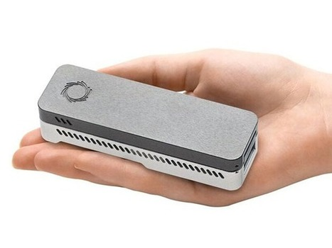 Portable DNA Sequencer MinION Helps Build the Internet of Living Things | #DigitalHealth | Scoop.it