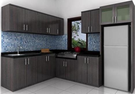 Harga Kitchen Set Minimalis Murah Terbaru Oktob