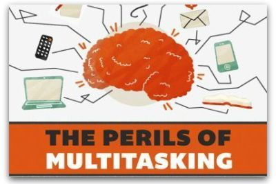 Infographic: Only 2 percent of people can multitask effectively | Articles | Main | Corporate, Employee and Marketing Communication | Scoop.it