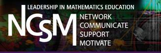 National Council of Supervisors of Mathematics - Welcome | Resources for Early Education and Elementary Mathematics | Scoop.it
