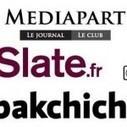 Qui sont les nouveaux médias sur la Toile ?   Mon moleskine   Scoop.it