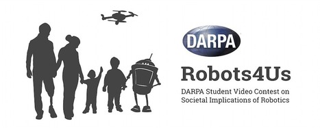 Robots4Us Student Contest | DRC | AI, NBI, Robotics & Cybernetics & Android Stuff | Scoop.it