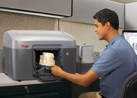 Stratasys Mojo 3D Printing System | Rapid Ready Technology | {S}PATIAL .BRAIN | Scoop.it