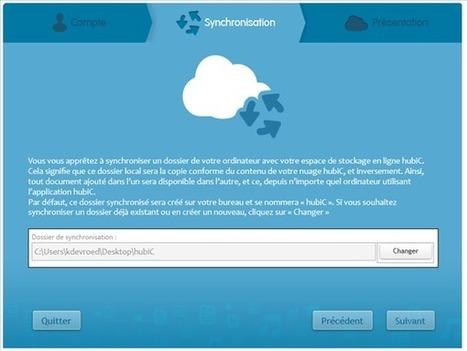 Hubic 0.4 : gestionnaire de transferts, la synchronisation en approche   Time to Learn   Scoop.it