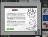 3Dtin Un outil en ligne pour dessiner en 3D | Les outils du Web 2.0 | Scoop.it