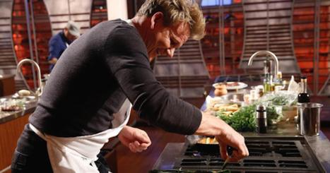 Gordon Ramsay et d'autres chefs étoilés vont réaliser un menu avec des déchets alimentaires | Attitude BIO | Scoop.it