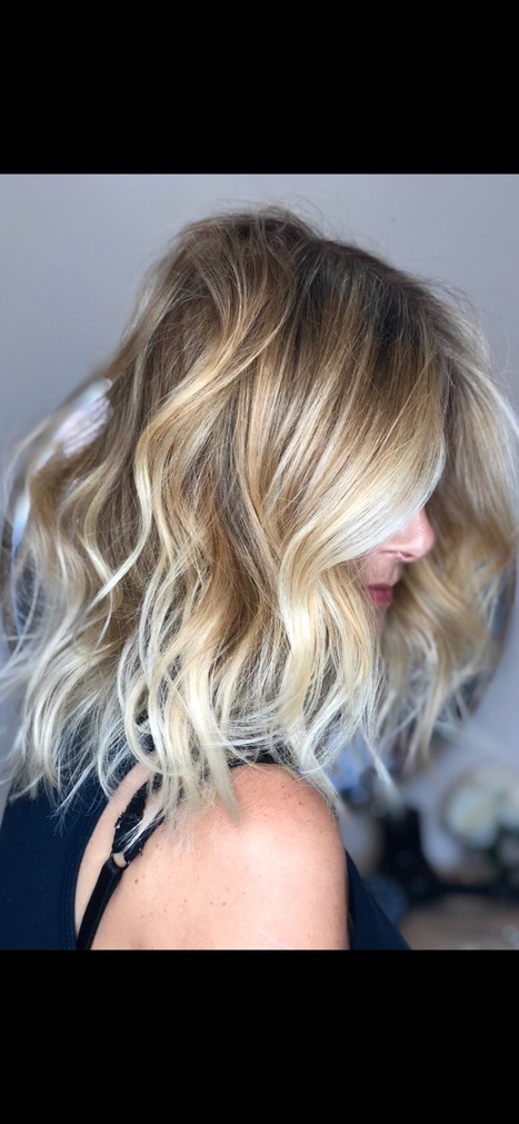Balayage Hair Extensions In Hair Extensions Nyc Scoop It