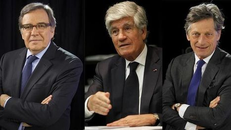 L'impossible succession des patrons emblématiques des médias français   DocPresseESJ   Scoop.it