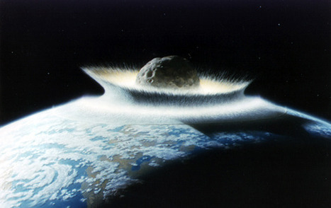 ScienceShot: A Late Pummeling for Earth - ScienceNOW | Geochemistry | Scoop.it