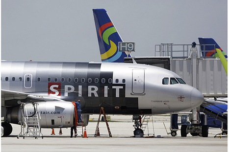 Spirit Airlines fire stemmed from 'uncontained' engine failure - Christian Science Monitor | AIR CHARTER NEWS | Scoop.it