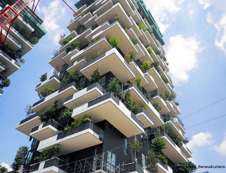 World's First Vertical Forest Nearly Complete | Landscape Creative Inspiration | Scoop.it