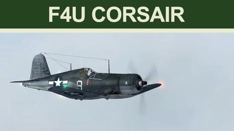 FSX #6: Flying the A2A F4U Corsair' in flygcforum com ✈ Everything