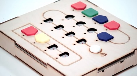 Teach your toddlers how to code with Cubetto, the wooden robot   Innovatieve technologieen   Scoop.it
