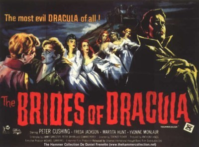 The Brides of Dracula(1960)   Hammer Horror Podcast   Scoop.it