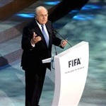 Fifa president Sepp Blatter congratulates Palestine on United Nations membership | Restore America | Scoop.it
