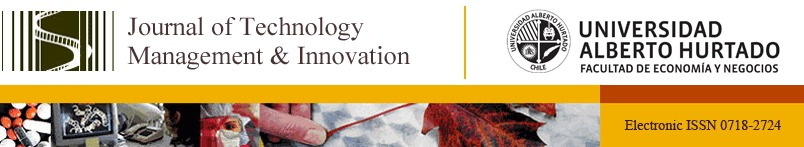 Journal of Technology Management & Innovation