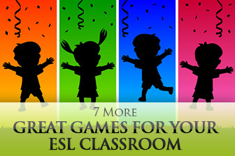 7 More Great Games for Your ESL Classroom | In the eye of the new world | Scoop.it