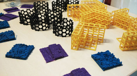 3D Printing Teaches High School Students About Materials Science in a Hands-On Way | teaching and learning with ICT | Scoop.it