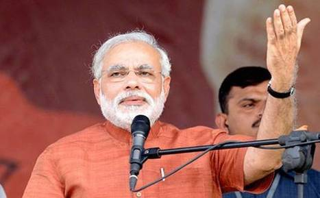PM Narendra Modi launches 'Mission Bhagiratha', other projects in Telangana   Entertainment News   Scoop.it