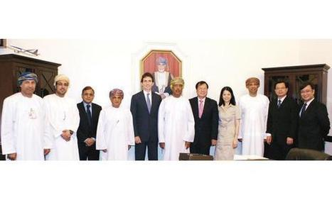Oman firms ink joint venture deal with Singapore cargo operator - Arab News   Global Logistics Trends and News   Scoop.it