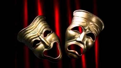 La herencia del teatro griego en palabras de cada día | Fundamentos Léxicos | Scoop.it