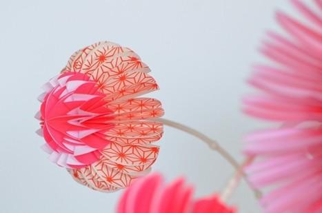 Jorine Oosterhoff | Paperflowers | Arduino progz | Scoop.it