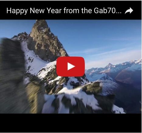 Il filme les Alpes avec un drone et fait un tabac | digitalcuration | Scoop.it