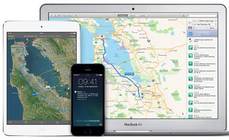 Las 6 Mejores Aplicaciones de Mapas para iPad, iPad Air y Mini | IdeasInnovadoras | Scoop.it
