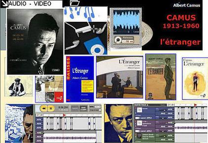 "Dossier Audiovisuel Albert CAMUS: Emissions ""Camus et moi"" | Remue-méninges FLE | Scoop.it"