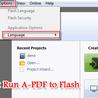 Multilanguage Page Flip Software – A-PDF to Flash