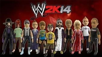 Jeux video: Un nouveau DLC pour WWE 2K14 !! | cotentin-webradio jeux video (XBOX360,PS3,WII U,PSP,PC) | Scoop.it