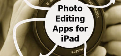 Photo Editing Apps For iPad: iPad/iPhone Apps AppList | iPhoneography-Today | Scoop.it