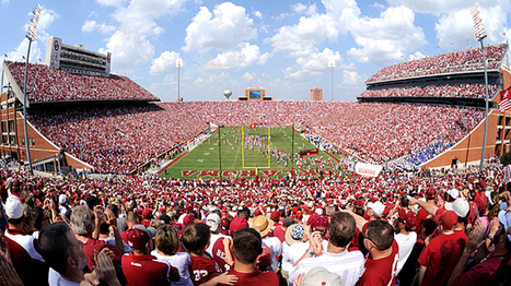 Additional OU Football Game Times And TV Broadcasters Announced | Sooner4OU | Scoop.it