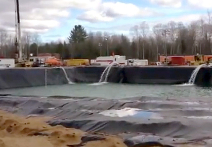 Michigan's 21 Million Gallon Frack Job: A National Record? | EcoWatch | Scoop.it