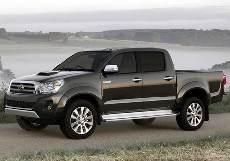 Specifications #Toyota Hilux 2016 - The Fast Cars   cars and motor   Scoop.it