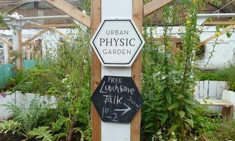 A visit to the Urban Physic Garden   Ethnobotany: plants and people   Scoop.it