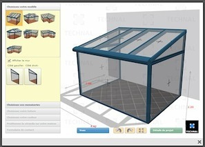 Simulateur configurateur de v randa for Logiciel 3d piscine