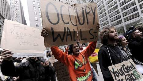 Occupy-protest naar Nederland overgewaaid - AMSTERDAM - PAROOL | Agora Brussels World News | Scoop.it