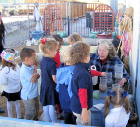 Master Gardeners teach youth about planting | Havasu (Lake Havasu, AZ) News-Herald | CALS in the News | Scoop.it