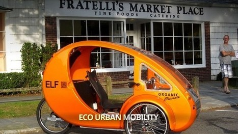Organic Transit's ELF is a mating between a car and a bike - and some hippy magic | TFLCar.com: Automotive News, Views and Reviews | Local Economy in Action | Scoop.it