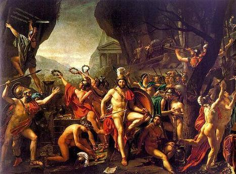 300. El ejército griego y la guerra | Cultura grecolatina | Scoop.it