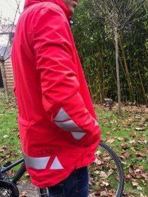 [Test] Veste MOVA, haute-visibilité pour le cycliste urbain | Revue de web de Mon Cher Vélo | Scoop.it