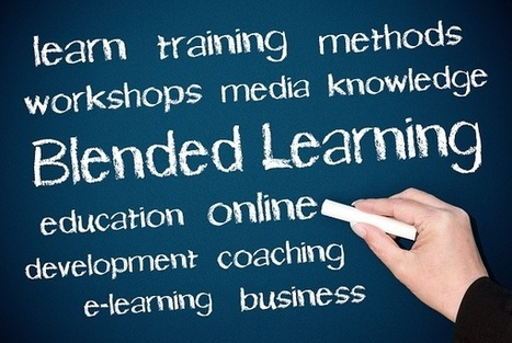 When to Use Blended Learning | E-learning News and Notes | Scoop.it