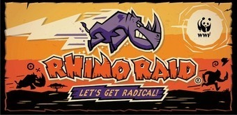 WWF Rhino Raid v1.0.1 Apk Android | Android Game Apps | Android Games Apps | Scoop.it