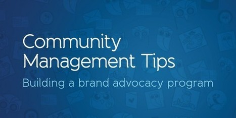3 Strategies For Building a Brand Advocacy Program | Meirc Training and Consulting | Scoop.it