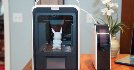 The best home 3D printer for beginners (so far) | Research_topic | Scoop.it