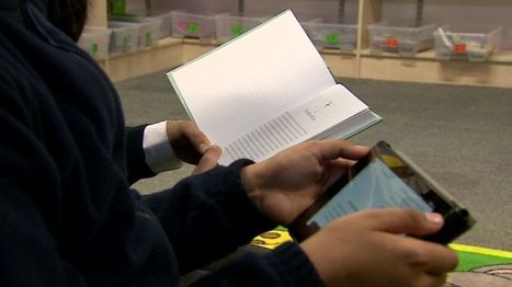 Shelve paperbacks in favour of E-books in schools? - BBC News | E-books and libraries | Scoop.it